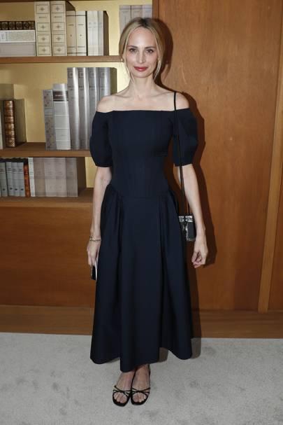 Lauren Santo Domingo attends Chanel