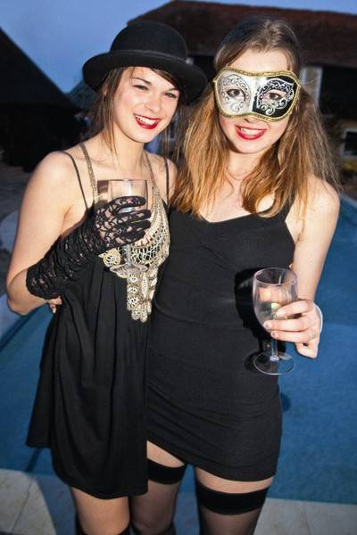 Florence Whittaker and Sarah Herring