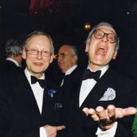 John Gummer and Lord Chadlington