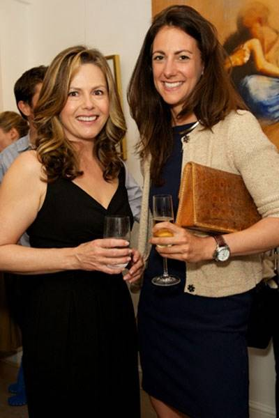 Liz Earle and Hannah White