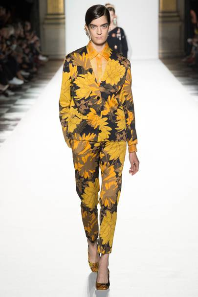 Dries Van Noten at Paris Fashion Week S/S18