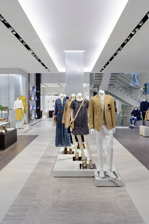 82a57bdc649921 8 reasons to visit the new Michael Kors Regent Street flagship store - Michael  Kors Regent Street - Michael Kors shop London | Tatler