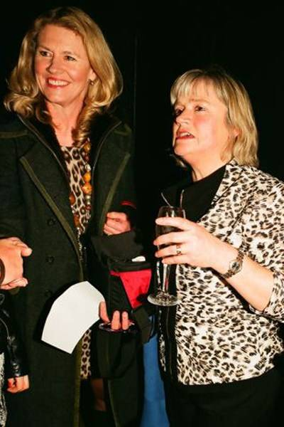 Susan Jardine Paterson and Claire Maitland