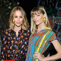 Anine Bing and Jaime King
