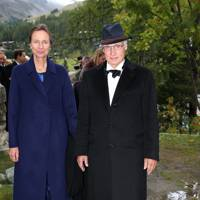 Prince Luitpold of Bavaria and Karin Beatrix of Bavaria