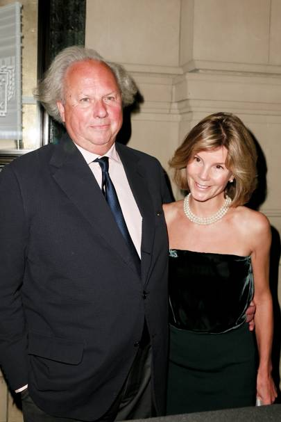 Graydon Carter and Anna Scott Carter