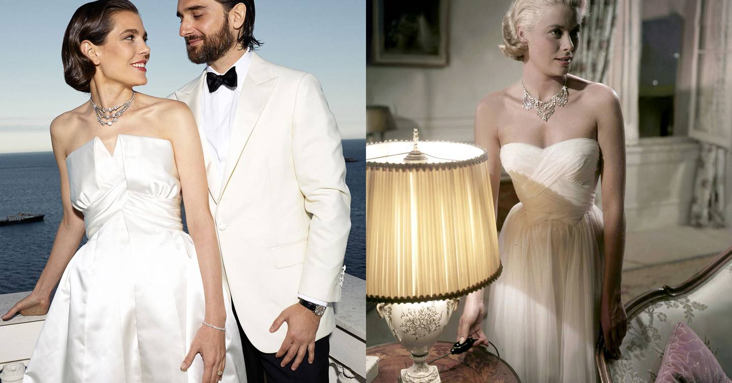 When royals channelled Grace Kelly's style