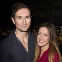 Tom Parsons and Julie Atherton