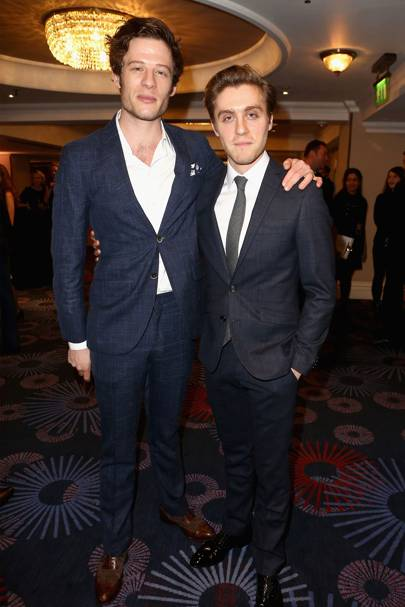 James Norton and Jack Farthing