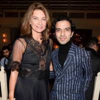 Natalie Massenet and Imran Amed