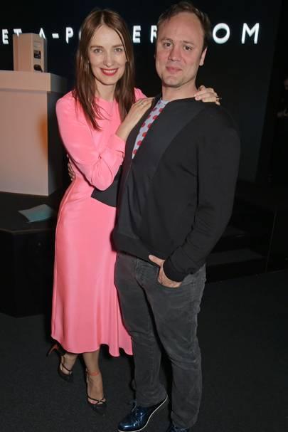 Roksanda Ilincic and Nicholas Kirkwood