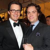 Kyle MacLachlan and Jay Fielden