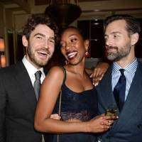 Robert Konjic, Vanessa Kingori and Patrick Grant