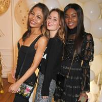 Viscountess Weymouth, Kelly Eastwood and Natasha Ndlovu