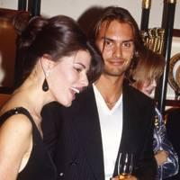 Christina Estrada and Marcus Schkenberg