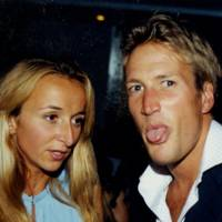 Mrs David Phelps and Ben Fogle