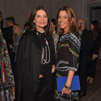 Dame Natalie Massenet and Tania Foster-Brown
