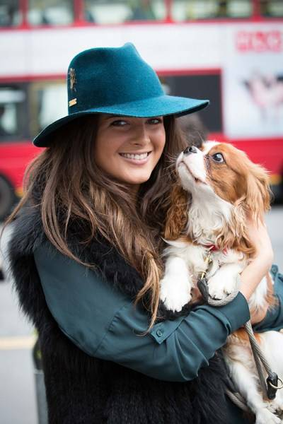 Binky Felstead and Scrumble