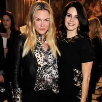 Emma Hill and Lana Del Rey