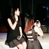 Sandra Wu and Jessica Sinclair