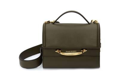 Alexander McQueen The Story bag