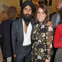 Waris Ahluwalia and Princess Eugenie