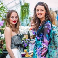 Rosie Fortescue and Rosanna Falconer