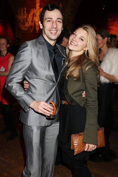 Ralf Little and Natalie Dormer
