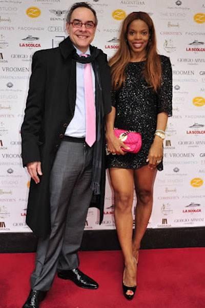 Giovanni Fiorentino and Isabel Fiorentino