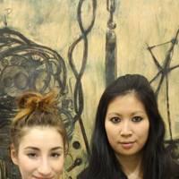 Lisa Took and Kristen Ulber