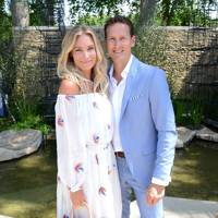 Zoe Cole and Brendan Cole