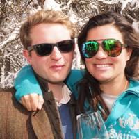 Harry Sheppard and Louisa de Carvalho