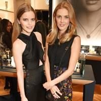 Katie Readman and Donna Air