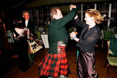 Sir James Lindsay and The Countess of Kinnoull