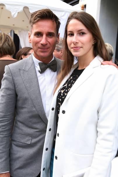 Peter Mickic and Daniela Mickic