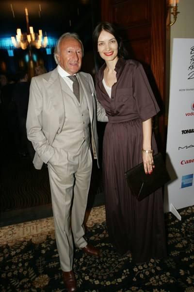 Harold Tillman and Roksanda Ilincic