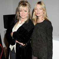 Jo Wood and Kate Moss