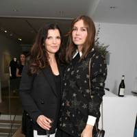 Ali Hewson and Dasha Zhukova