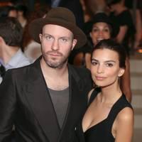 Jeff Magid and Emily Ratajkowski