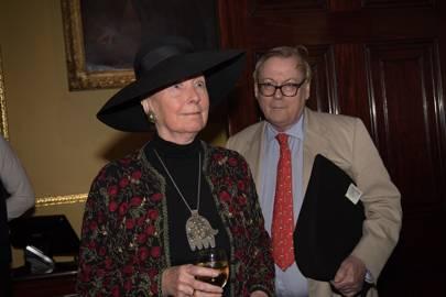 Viscountess and Viscount Bangor