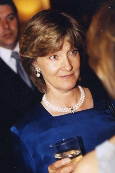 Mrs Jeremy Palmer-Tomkinson