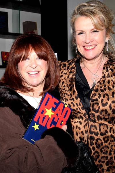 Lynda la Plante and Louise Fennell