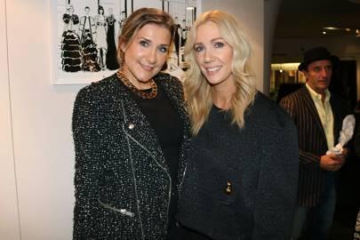 Tamara Tymovski and Megan Hess