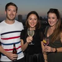 Freddie Johnson, Kate Wilkinson and Sara Belcher
