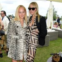 Lady Jean Campbell and Jana Sacha Haveman