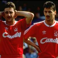 Ian Rush and John Aldridge