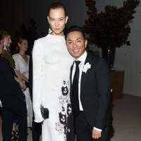 Karlie Kloss and Prabal Gurung