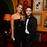 Vogue Williams and Ricky Gibb