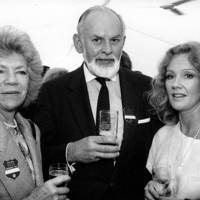 Mr and Mrs Richard Dunhill and Hayley Mills