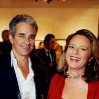 Matthew Lechtzier and Letizia Tomacelli